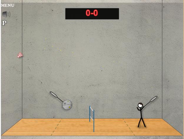 game cầu lông siêu hạng