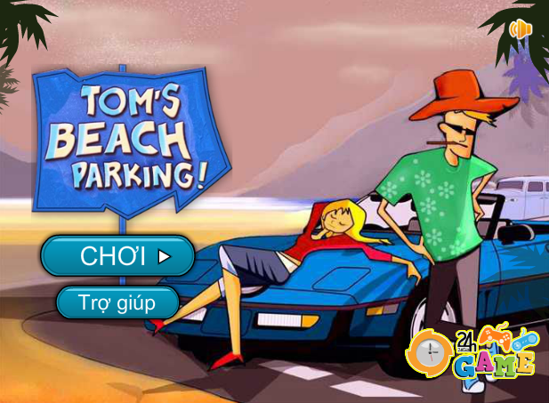 đỗ xe bãi biển