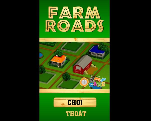đường đến nông trại