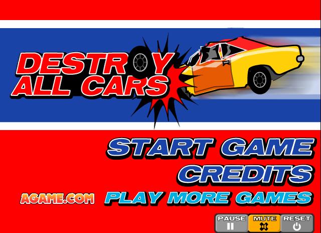 đập phá ô tô game phần 1