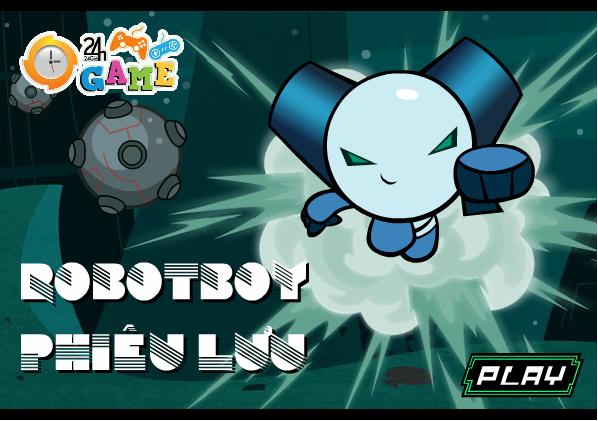 rotbotboy phiêu lưu