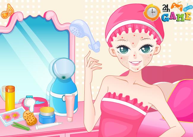 game trang điểm cô dâu 2