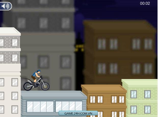 game lái mô tô mạo hiểm