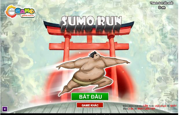 chạy đi sumo