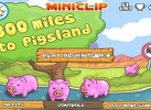 Game Hành Trình Về Pigsland