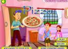 Game Học Làm Pizza