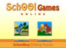 Game Xếp Hình: Schoolboy