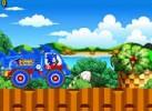 Game Sonic VS Xe Tải