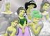 Game Tô Màu: Công Chúa Disney