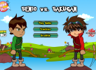Game Ben 10 vs Bakugan