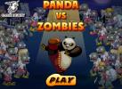 Game Kung Fu Panda VS Zombies