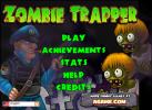 Game Người Bẫy Zombie