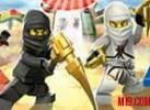 Game Ninjago Diệt Yêu Quái Rắn