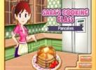 Game Làm Bánh Pancake