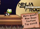 Game Ninja Ếch