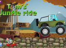 Game Tom And Jerry Vượt Địa Hình
