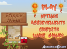Game Ninja Flippin