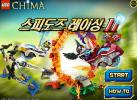 Game Ninjago Siêu Tốc 2