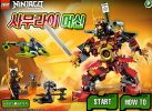 Game Ninjago Tiếp Chiến
