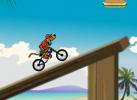 Game ScoobyDoo Biểu Diễn Xe Đạp