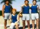 Game Bóng Đá Bãi Biển