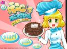 Game Công Thức Làm Bánh Nướng
