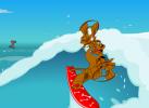 Game Scooby Doo Lướt Ván