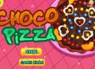 Game Bánh Pizza Valentine
