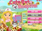 Game Bệnh Viện Thú Cưng
