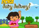 Game Dora Chở Hàng
