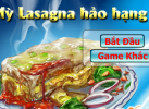 Game Học Làm Mì Lasagna
