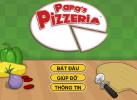 Game Cửa Hàng Pizza