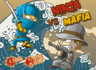 Game Ninja Gặp Mafia