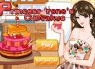 Game Công Chúa Bánh Cupcake