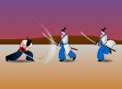 Game Samurai Thách Đấu