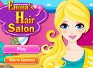 Game Tiệm Làm Tóc Của Emma