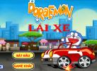 Game Doremon Lái Xe