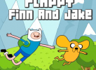 Game Flappy Finn And Jake
