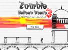 Game Diệt Zombie Bong Bóng 3