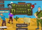 Game Phòng Thủ Zombie Mexico