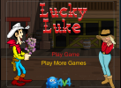 Game Lucky Luke Đọ Súng