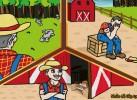 Game Bắt Thỏ Vào Chuồng