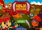 Game Ninja Phòng Thủ