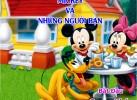Game Mickey Và Những Người Bạn 2