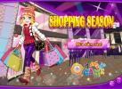 Game Giáng sinh đi shopping