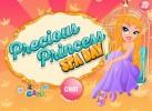 Game Làm đẹp cho công chúa trong spa