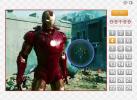 Game Iron man tìm số