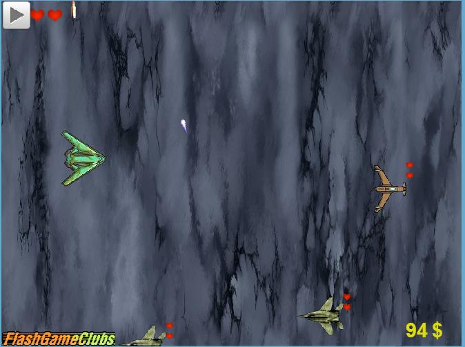 Máy bay chiến đấu