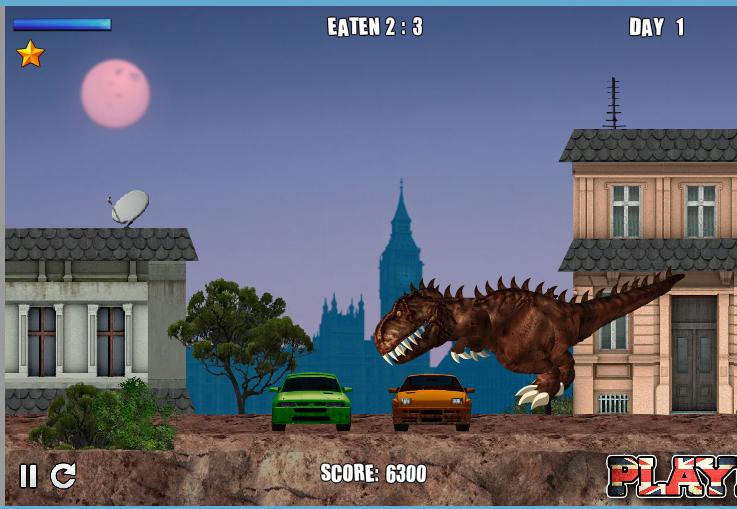 Game khủng long bạo chúa