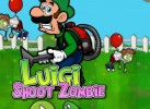 Game Luigi bắn zombies